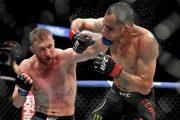 Джастин Гэтжи победил Тони Фергюсона в бою за титул временного чемпиона UFC (ВИДЕО)