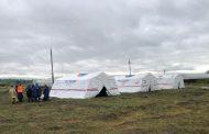В Дагестане МЧС развернет лагерь для граждан Азербайджана, которые не могут пересечь границу