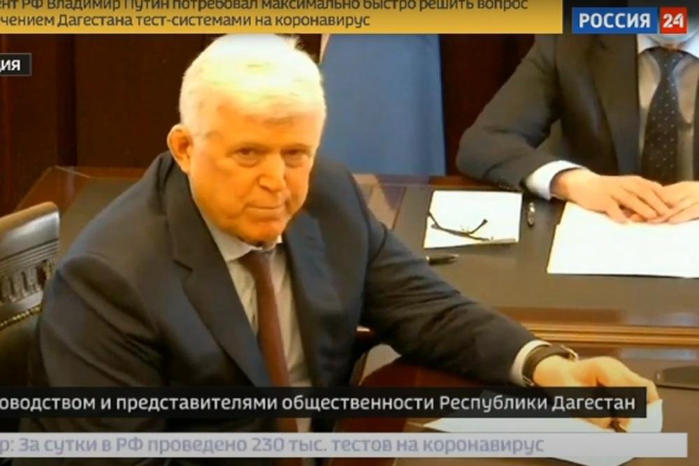 Шихсаидов – Путину: люди просят не затягивать с принятием поправок в Конституцию