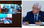 Глава Дагестана поговорил с врачами