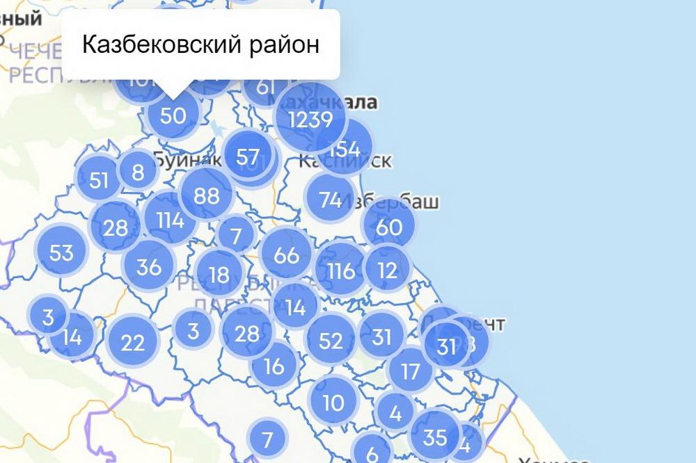 COVID-19 в Дагестане: сводка за 20 мая по городам и районам