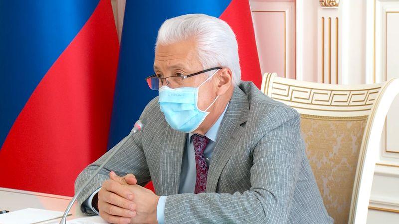 Глава Дагестана: для перехода на второй этап снятия ограничений нужен анализ ситуации