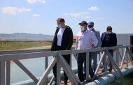 Премьер-министр Дагестана посетил индустриальный парк в Кумторкалинском районе