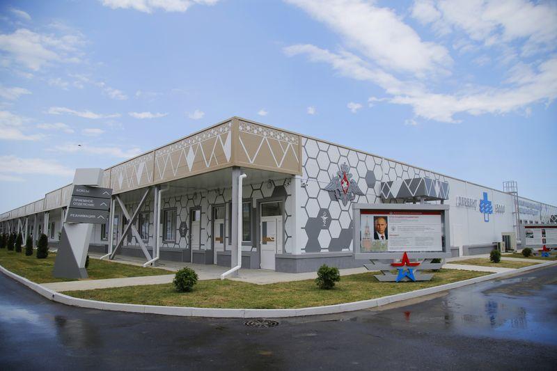 Многофункциональный медицинский центр в Дербенте готовится к открытию