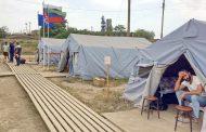 Баку усилит палаточный лагерь для граждан Азербайджана в Кулларе своим персоналом