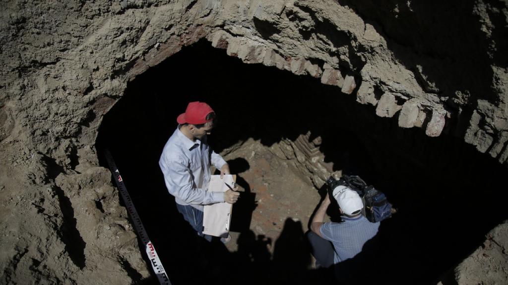 Археологи обнаружили в Дербенте здание с утварью периода XI – начала XIII века