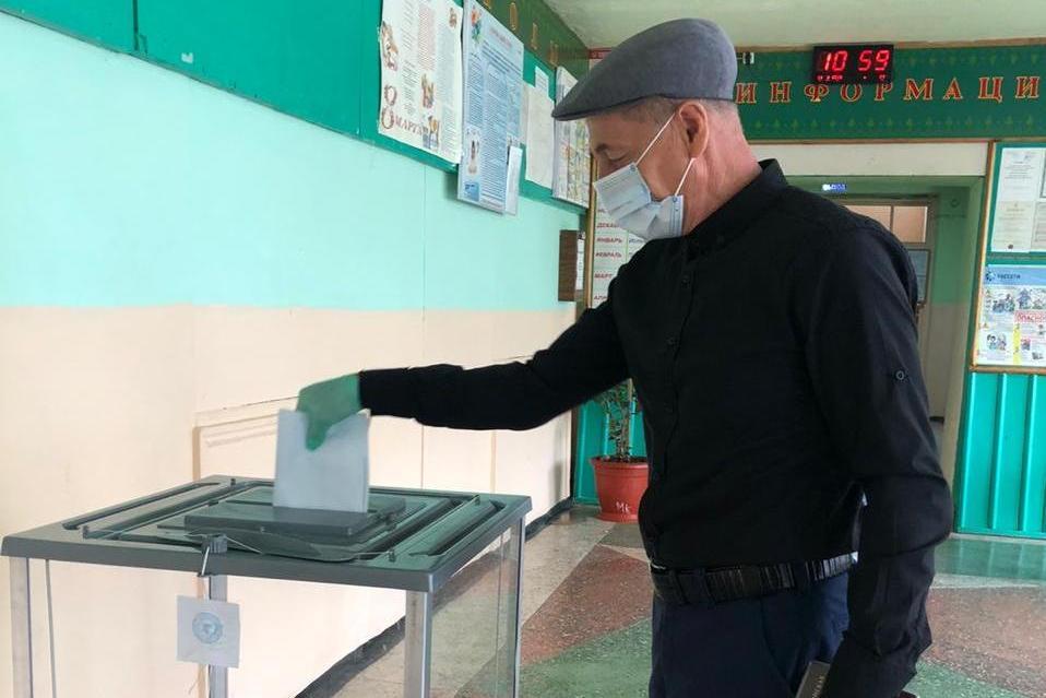 В Дагестане продолжается общероссийское голосование по поправкам в Конституцию