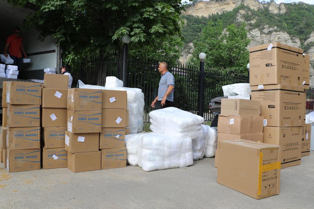 Города и районы Дагестана готовятся к безопасному голосованию