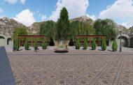 В райцентре Акушинского района начато благоустройство главной площади