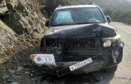 Двухлетняя девочка и мужчина погибли в среду в результате двух ДТП в Дагестане