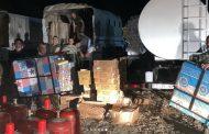 МЧС Азербайджана развернуло в лагере близ Куллара дополнительные места (ФОТО)