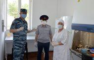 В Дагестане открыли лабораторию для диагностики заключенных на COVID-19