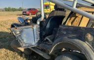 В Буйнакске водитель не справился с «газиком»: погиб его пассажир