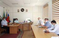 В оперативном штабе Кизляра обсудили подготовку к поэтапному выходу из режима самоизоляции