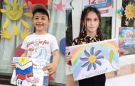 Юные дагестанцы поддержали онлайн-выставку рисунков «Моя Россия»