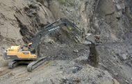 В Цунтинском районе строят 3-километровый участок дороги Бежта – Кидеро – Ретлоб