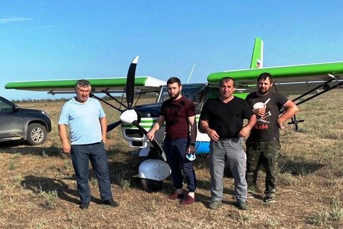 В Дагестане против саранчи обработали более 63 тысяч гектаров земли
