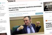 Суд в Москве вернул Сулейману Керимову его иски к трем изданиям