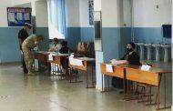 Военнослужащие в Каспийске проголосовали по поправкам в Конституцию РФ