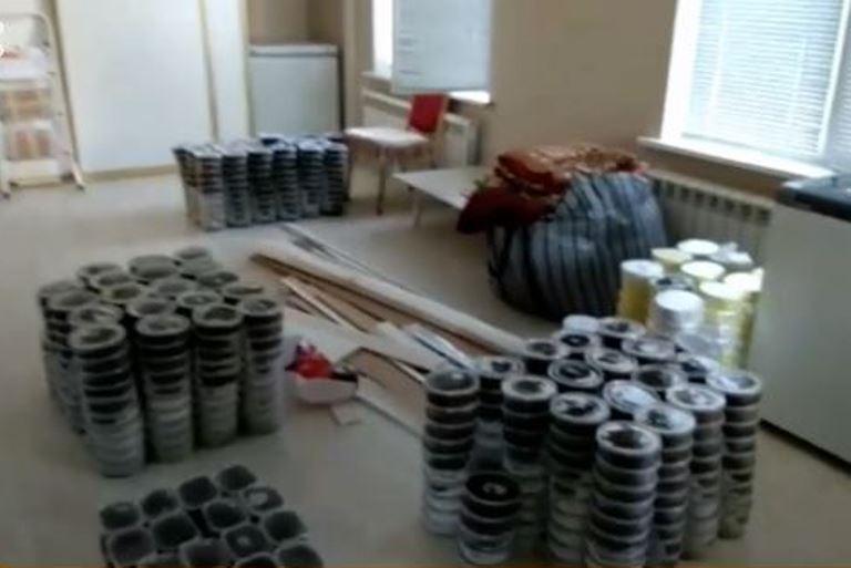 ФСБ в Москве изъяла более 400 кг черной икры, завезенной из Дагестана