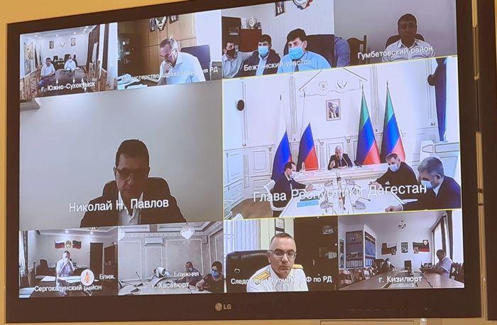 Дагестан приблизился ко второму этапу снятия ограничений, введенных из-за COVID-19