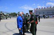 Глава Дагестана и замминистра обороны России осмотрят строящиеся инфекционные центры