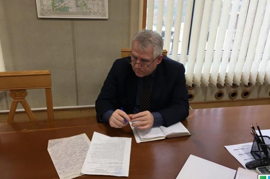 В Каякентском районе состоялось заседание оперативного штаба по борьбе с коронавирусом