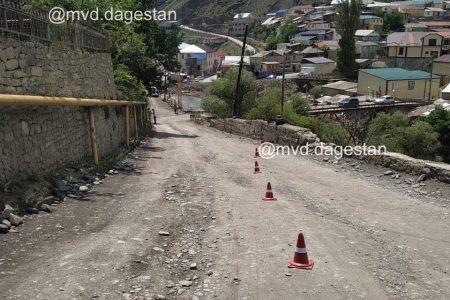В Цумадинском районе Дагестана в результате автонаезда погиб ребенок