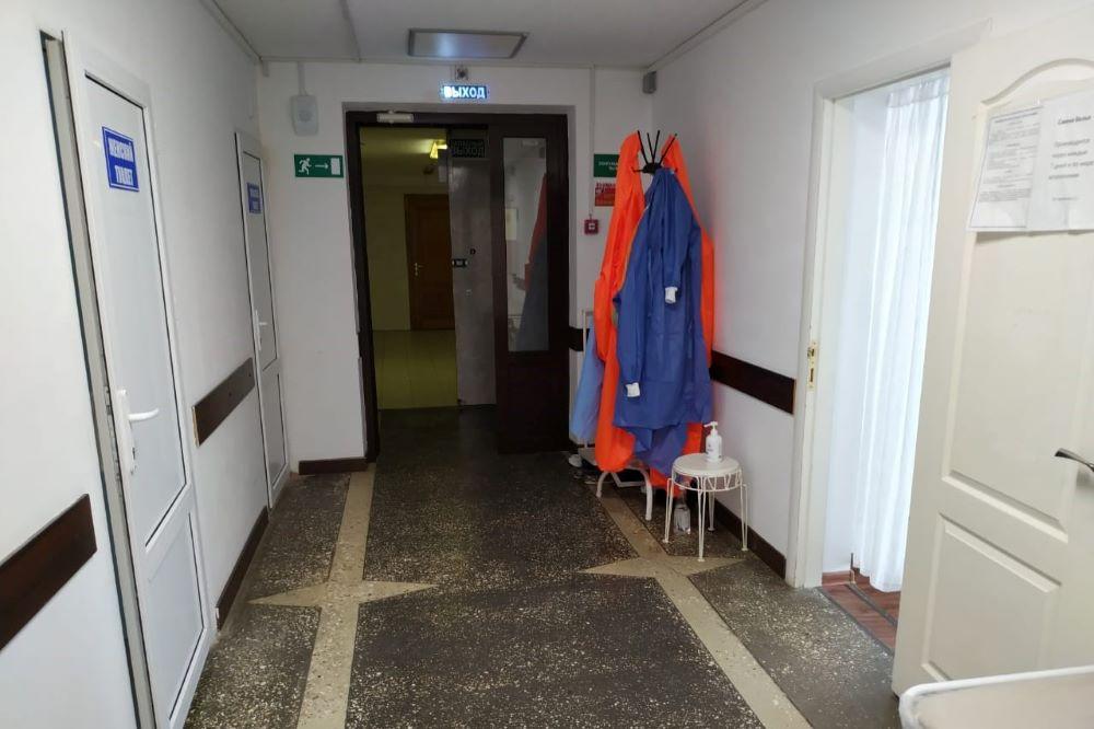 Больницы Дагестана, перепрофилированные под COVID-19, возвращаются к плановой работе