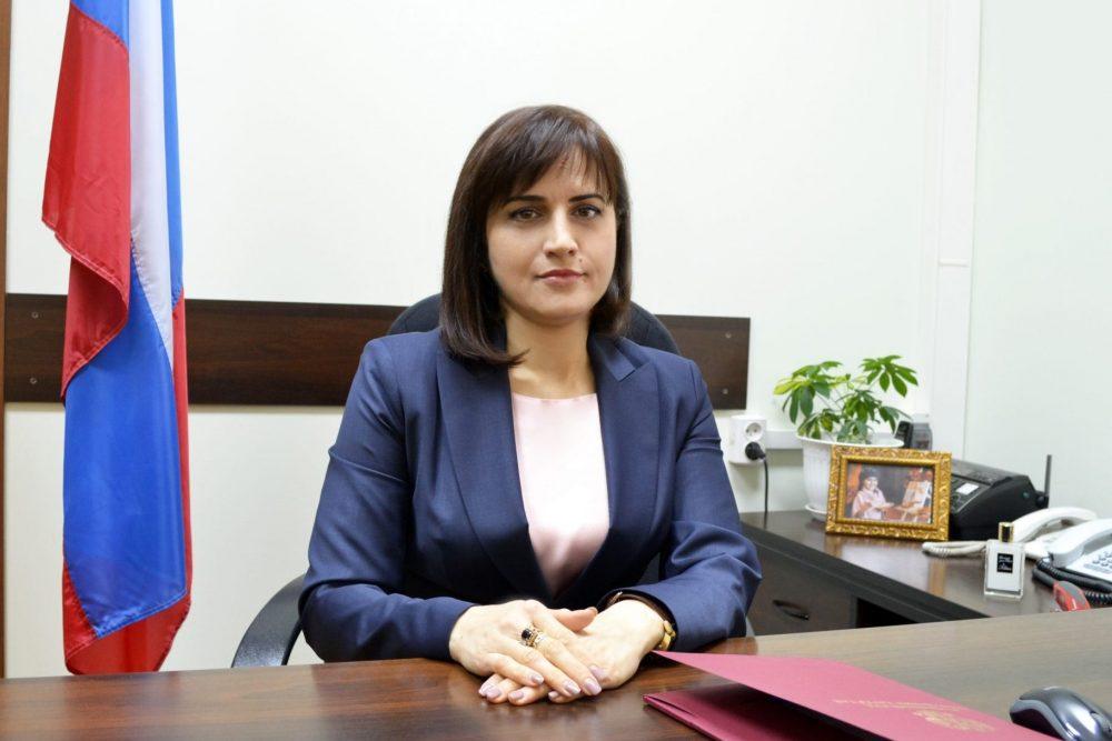 Председателем Советского районного суда Махачкалы назначена Анжела Ибрагимова