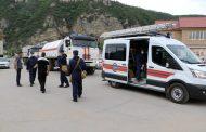 Специалисты МЧС приступили к масштабной дезинфекции в Кайтагском районе