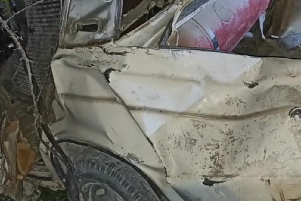В Унцукульском районе после падения машины с обрыва погибли три человека