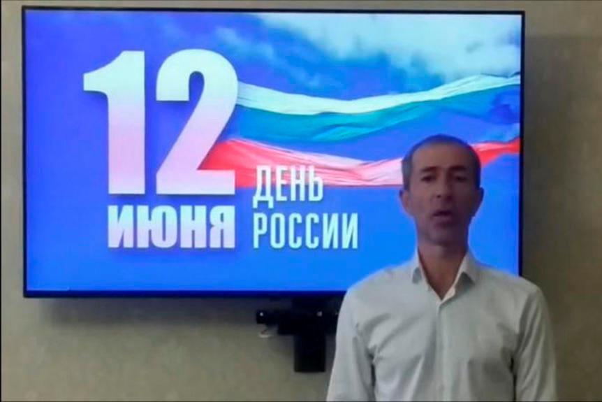 В Дагестане поддержали акцию «Общероссийское исполнение гимна»