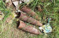 В Карабудахкентском районе взрывотехники уничтожили три боевых снаряда