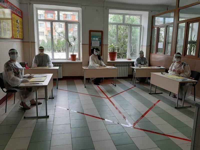 В Каспийске, Дербенте и Кизляре началось общероссийское голосование