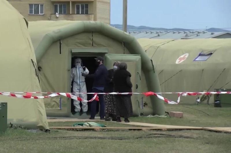Военные врачи Минобороны окажут выездную помощь дагестанцам