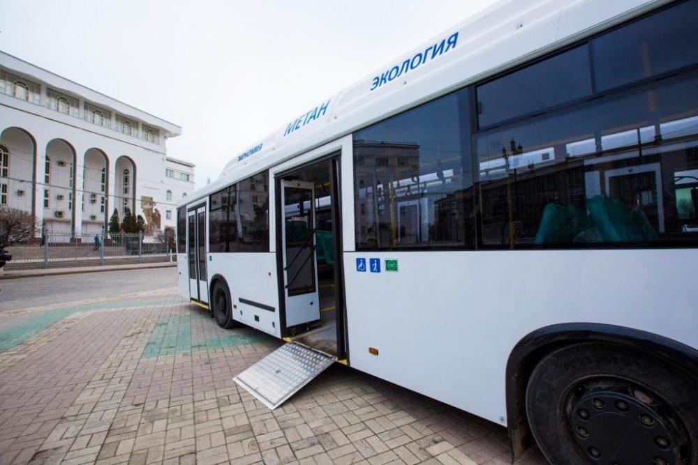 Минтранс: количество транспорта в Махачкале на маршрутах, которые обслуживали автобусы, будет увеличено