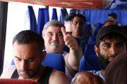 250 граждан Азербайджана выехали на родину из палаточного городка у Куллара