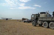 Минсельхоз Дагестана: обработано 80% территории, зараженной саранчой