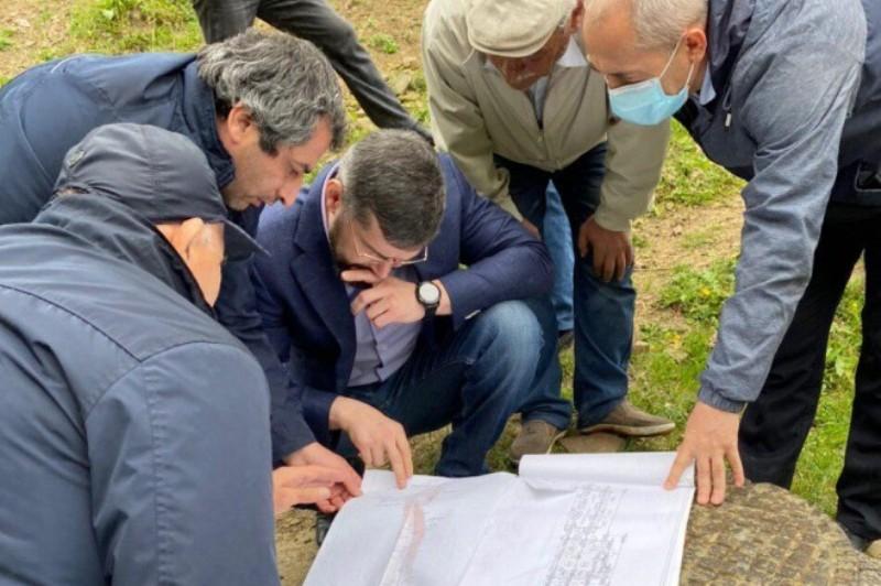 В Дахадаевском районе приступают к строительству 15-километрового водопровода