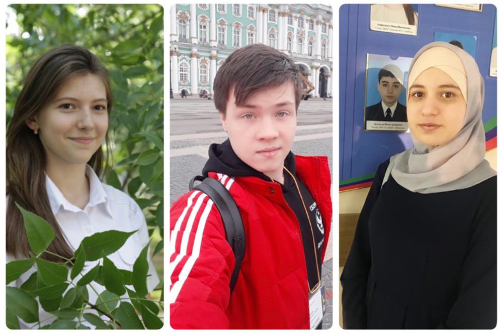 Трое дагестанских школьников стали призерами Всероссийской олимпиады