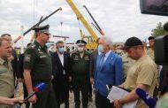 Инфекционный центр в Каспийске достроят в конце июня