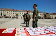 Батальон военной полиции вернулся из Сирии в Дагестан