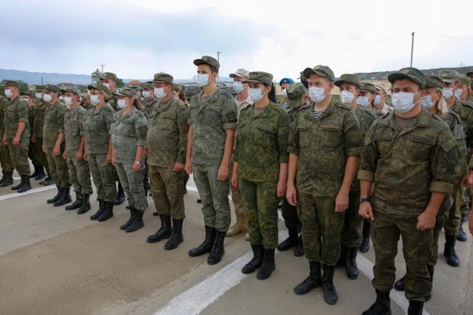 В военных госпиталях в Дагестане вылечились от коронавируса около 200 человек