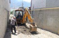 В селе Гергебиль приступили к реализации проекта «Мой Дагестан - мои дороги»