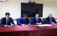 Сайгидпаша Умаханов напутствовал новых министров на церемонии их представления коллективам