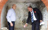 В селе Тидиб Шамильского района состоялось открытие водопровода