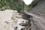 Ливни, сильный ветер и сход селей ожидаются в горных районах Дагестана