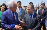 Делегация минэкономразвития России ознакомилась с возможностями Махачкалинского морского торгового порта