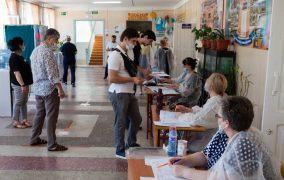 Избирком: к 18:00 в Дагестане проголосовали более 87 процентов избирателей